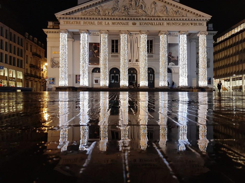 Teatro Real de la Moneda
