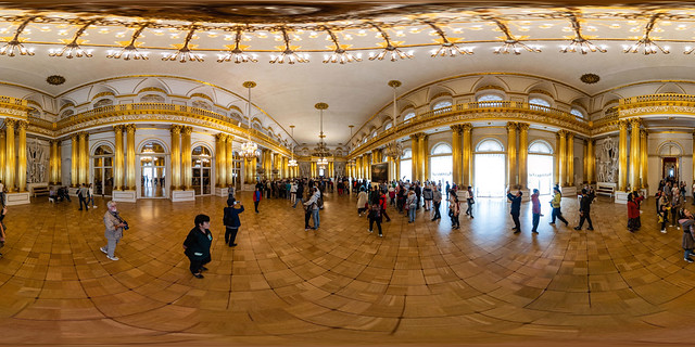 360°   Hermitage Museum III