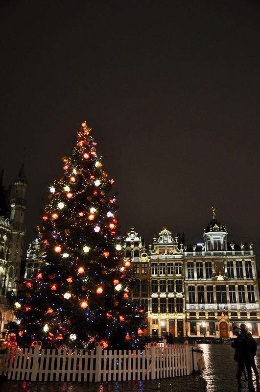Árbol de Navidad Grand Place I