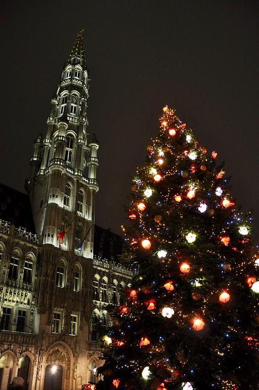 Árbol de Navidad Grand Place II