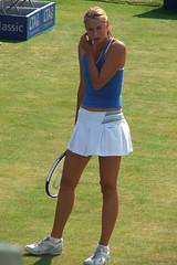 DFS Classic 2006, Birmingham - Maria Sharapova (Rus)