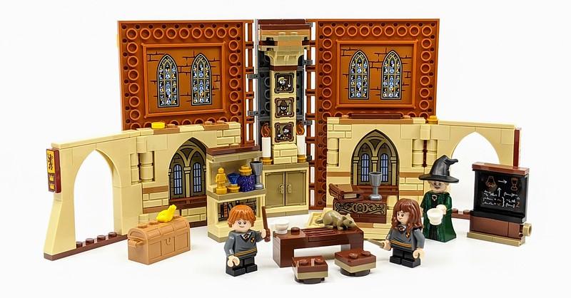 LEGO Hogwarts Moments4231609