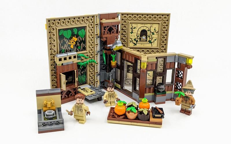 LEGO Hogwarts Moments4102274