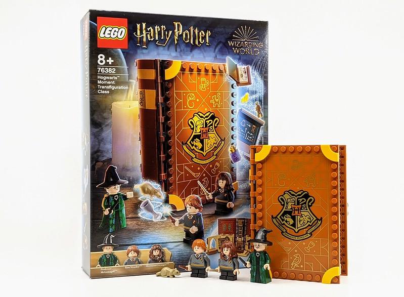 LEGO Hogwarts Moments2810046