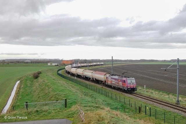 HSL 186 383 // Gasketeltrein 42782 // Lewedorp, Jonker Fransweg // 22 november 2021