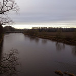 The River Ribble at Preston