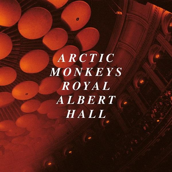 Arctic Monkeys - Live At The Royal Alberta Hall