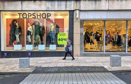 Goodbye TopShop. You had a good run | by Tony Worrall