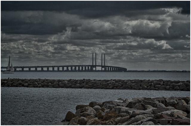 Öresundbron from Dragør