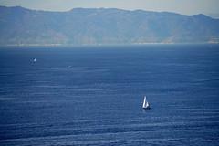 Sailing the Santa Monica Bay