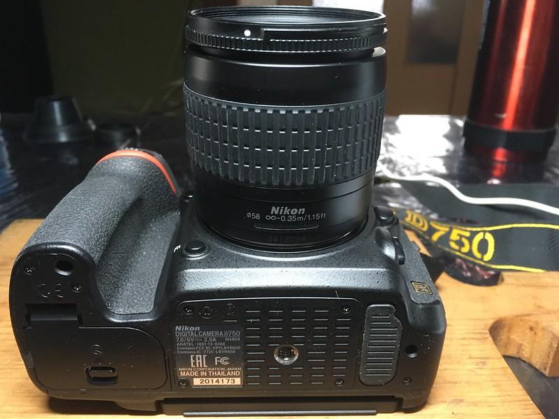 Nikon D750 AF Zoom-Nikkor 28-80mm f/3.3-5.6G