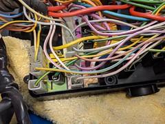 BMW E28 Euro Fuse Box Wiring