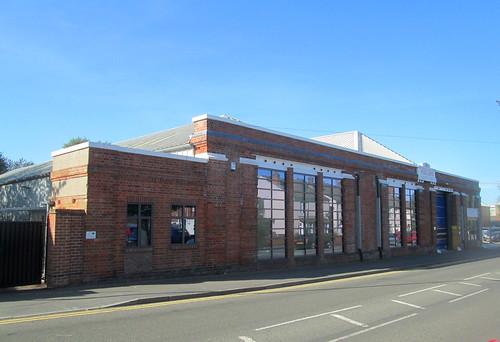 Coalville Bus Depot