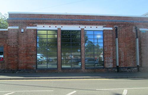 Coalville Bus Depot, Left of Centre