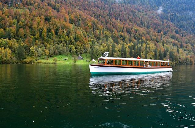 Königssee Lake_Bayerischer Land_Alps_Germany 5719