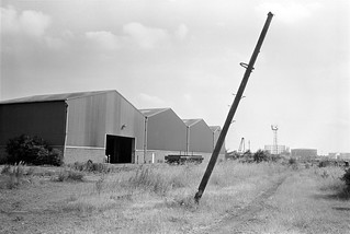 Bow Creek, Thames Wharf, Newham, 1983 35t-65_2400
