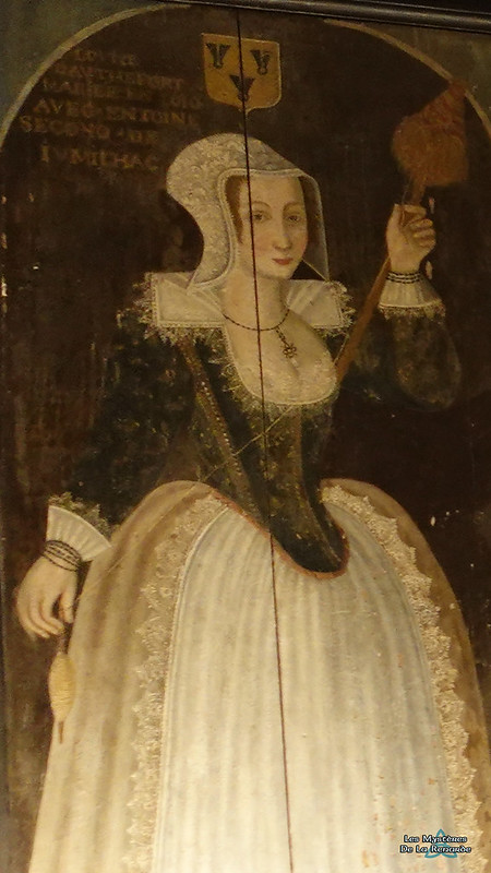 Louise de Hautefort - La Fileuse de Jumilhac