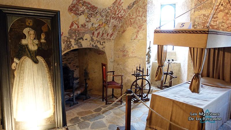 Chambre de la Fileuse de Jumilhac