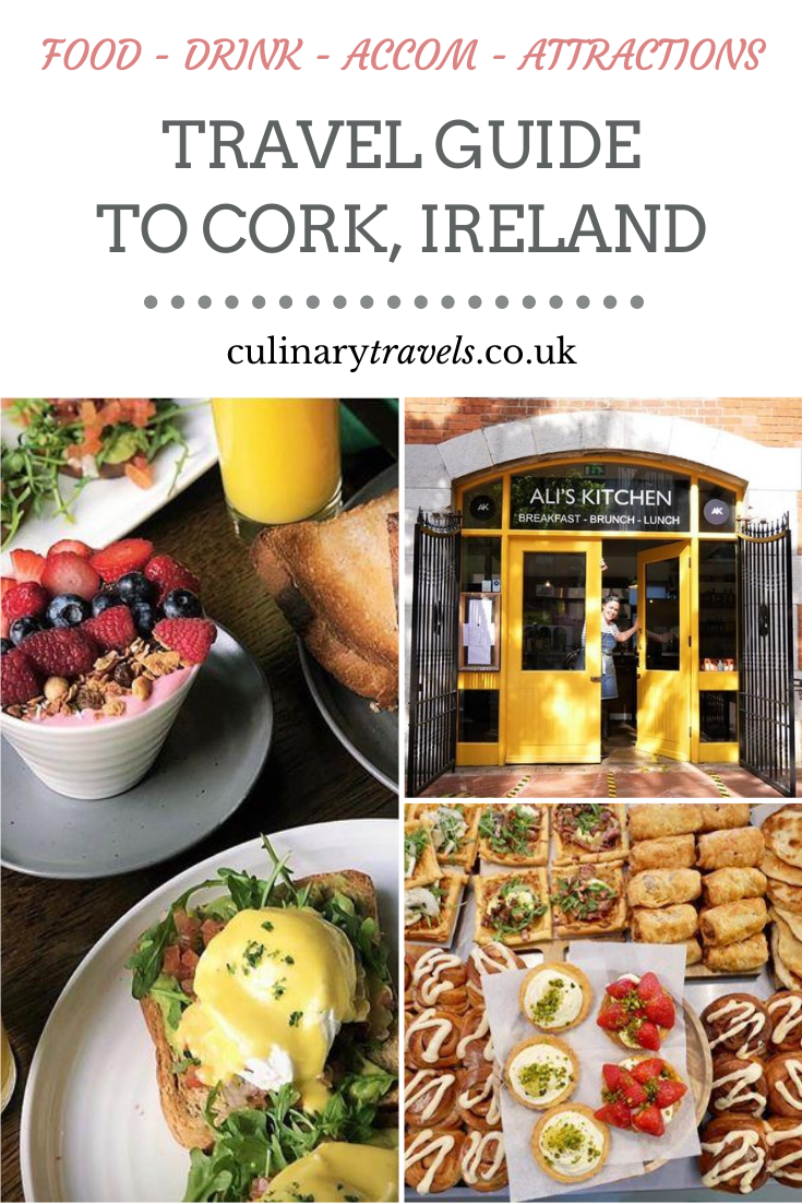 Cork City, Ireland - A pure decent travel guide from Culinary Travels