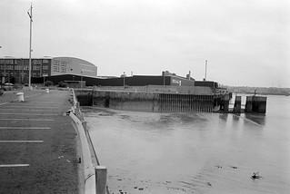 Thames Wharf, Victoria Dock Entrance, River Thames, Silvertown, Newham 36a-51_2400