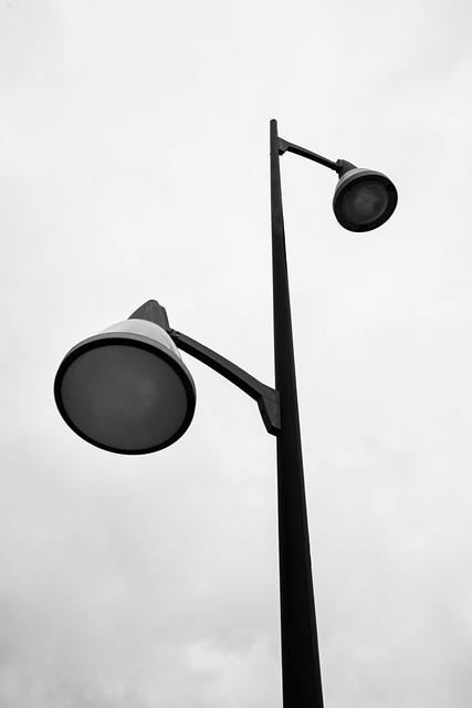 Street light (Fujifilm XT-3)