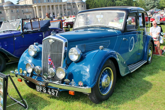 868 Wolseley 18-80 Series II (1937) BFS 457