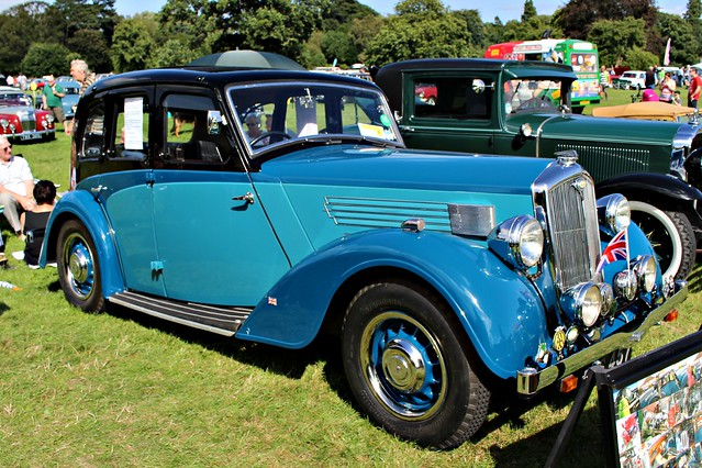 869 Wolseley 18-80 Series II (1937) BFS 457