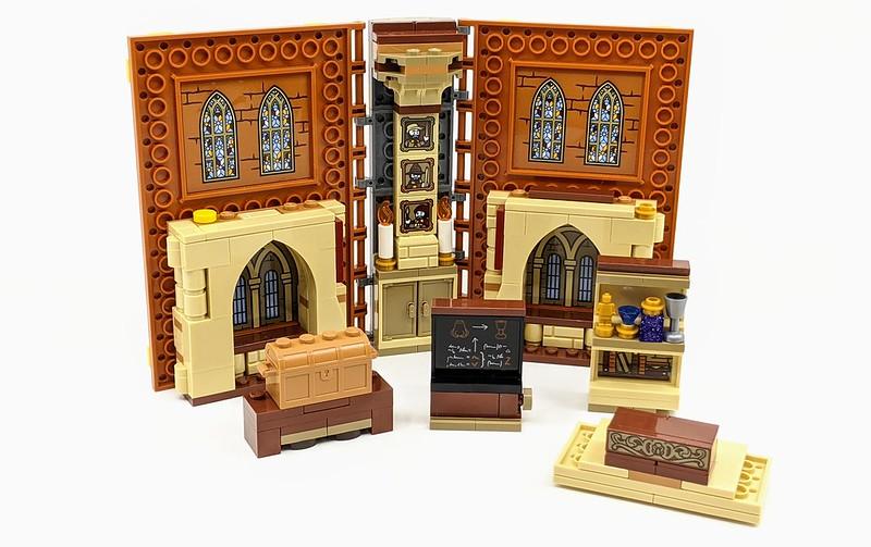 LEGO Hogwarts Moments3854237