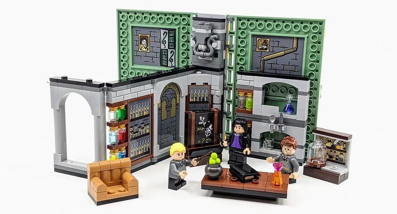 LEGO Hogwarts Moments2648065
