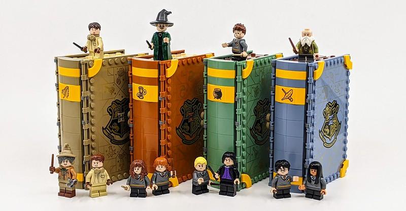 LEGO Hogwarts Moments1140649
