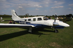 G-OTVR Piper PA-32R-301T [325793] Sywell 010918