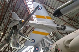 XB812 XL568 RAF Museum Cosford 19 July 2020