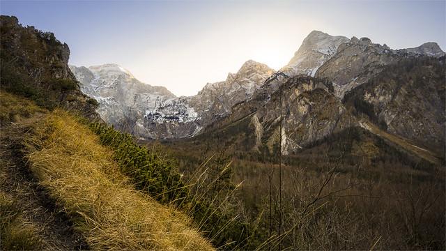 _DSC30609 Hiking to Mt. Schneiderberg / Upper-Austria