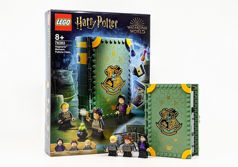 LEGO Hogwarts Moments2303474