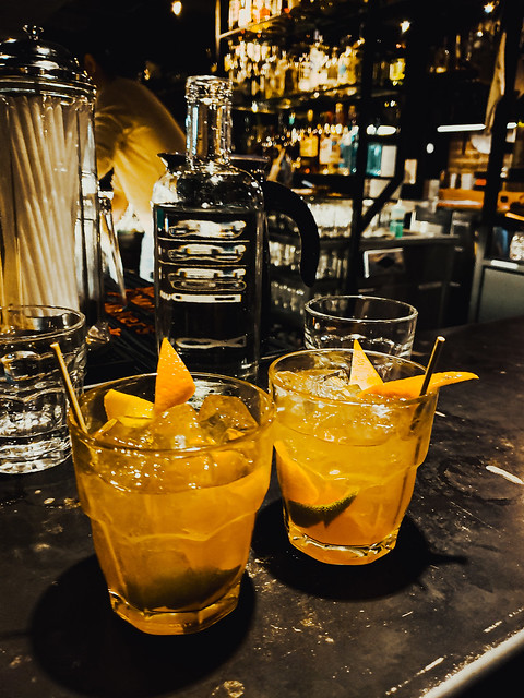 2 Tequila Cocktails