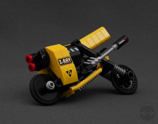 Power Bike | MiniRider 8004