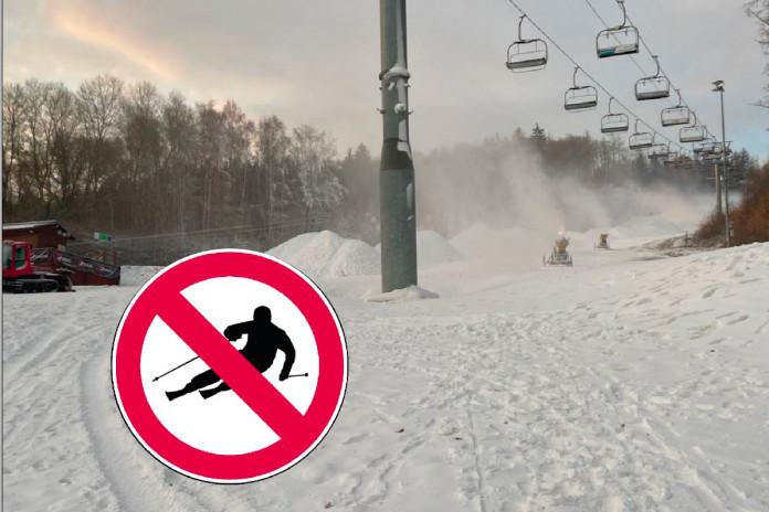 Komentář: Zákaz lyžování: koho chcete chránit?!