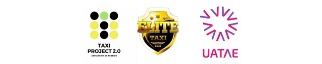 UATAE, Taxiproject y Élite Taxi BCN