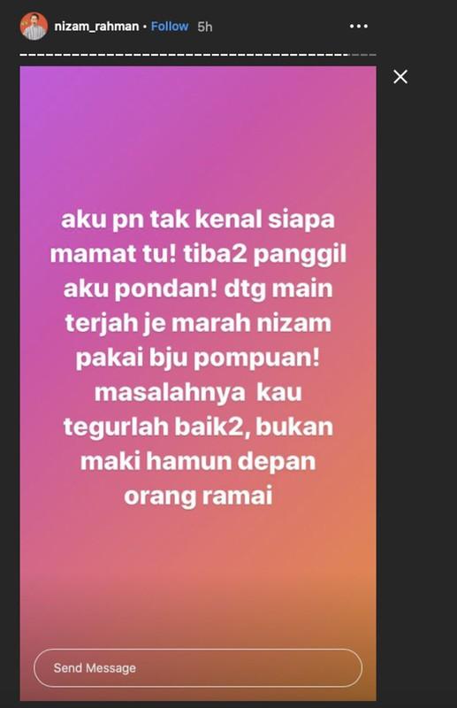 &Quot;Janganlah Panggil Saya Pondan,&Quot; Ditegur Sebab Berkebaya Semasa Ke Tv Alhijrah, Nizam Rahman Mohon Maaf