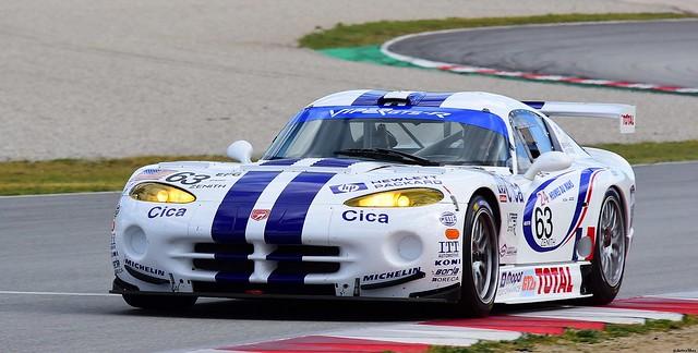 CHRYSLER Viper GTS R / Pierre-Alain FRANCE / Erwin FRANCE