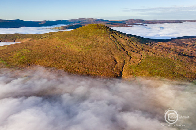 Sugar Loaf above the cloud