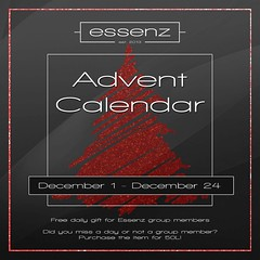 Essenz - Advent Calendar