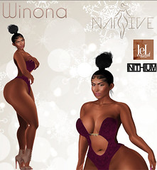 Native {Winona Shape}