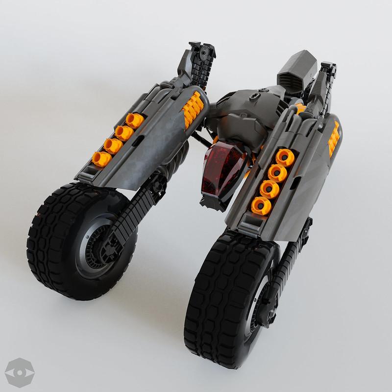 THE BOSS | Rider 8516