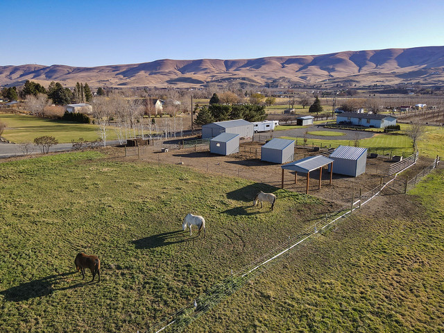 Horse Property at 158904 W North River Road Prosser, WA 99350
