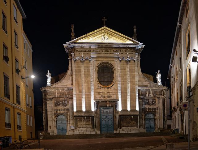 LYON  église de saint Just