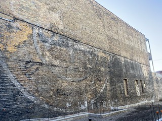 Ceresota Flour Ghost Sign - Lincoln Avenue, Chicago