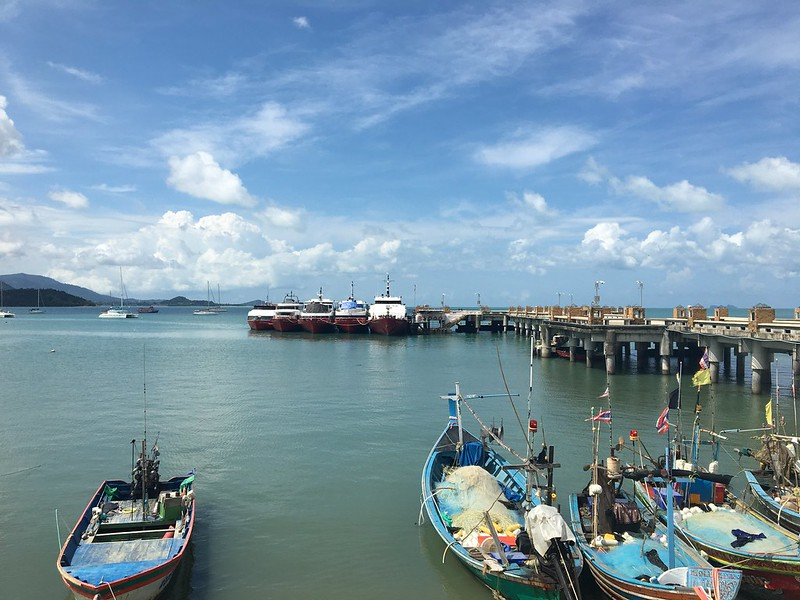 seatran discovery pier bigbuddha beach koh samui