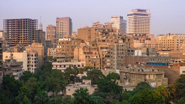 Cairo - Living