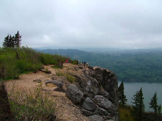 A Hike to Angel's Rest